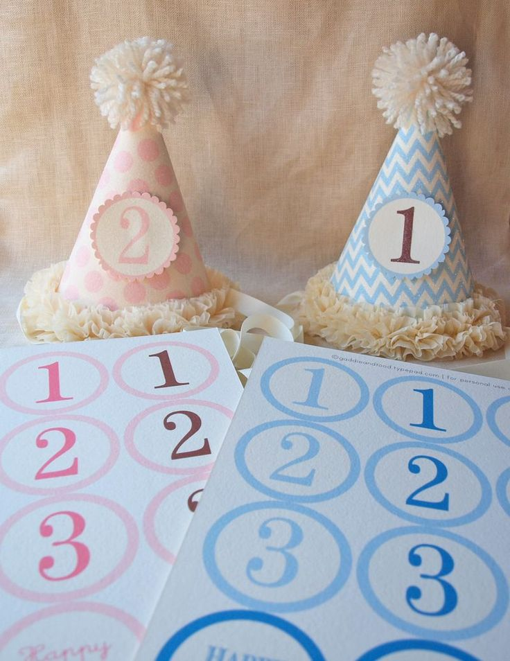 DIY party printables   blue chevron party hat pattern   pink spot party hat  pattern44 best Party hats images on Pinterest   Birthday party ideas  . Diy Party Hats Template. Home Design Ideas