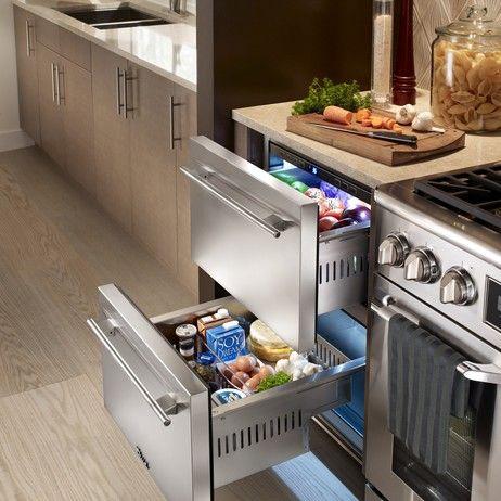 "True Professional Series • True 24"" Refrigerator Drawers - Refrigerators - Modenus Catalog"