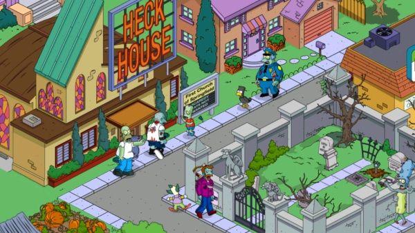 Resultado de imagen de simpsons video game