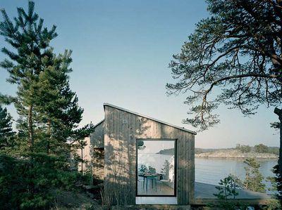 Heaven. Swedish summer house by architects Claesson Koivisto Rune: Swedish Cottage, Claesson Koivisto, Baltic Sea, Dreams Houses, Lakes Houses, Vacations Houses, Guest Houses, Summer Houses, Koivisto Runes
