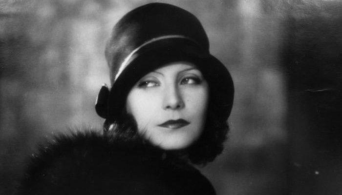 Fashion Inspired By: Greta Garbo
