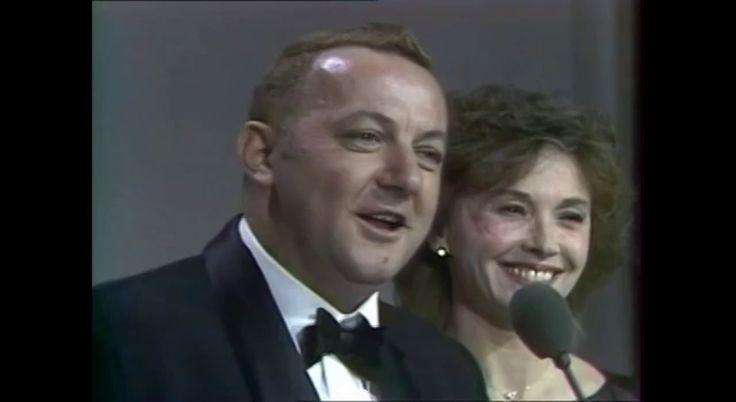 Vidéo: César du meilleur acteur pour Tchao Pantin, 1984