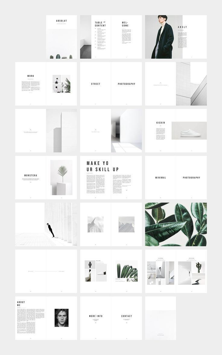 Absolut Photography Portofolio Portfolio Design Layout Architecture Portfolio Layout Book Design Layout