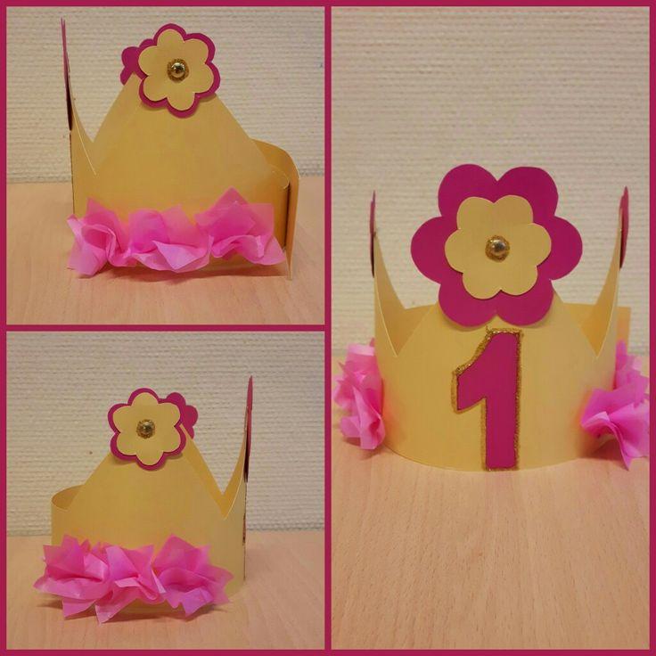 Bloemenkroon 1 jaar