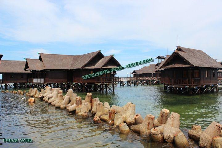 Pulau Ayer Island Resort   Travel Pulau Seribu Island