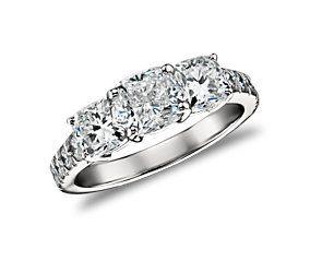 Barstool And Diamond Rings