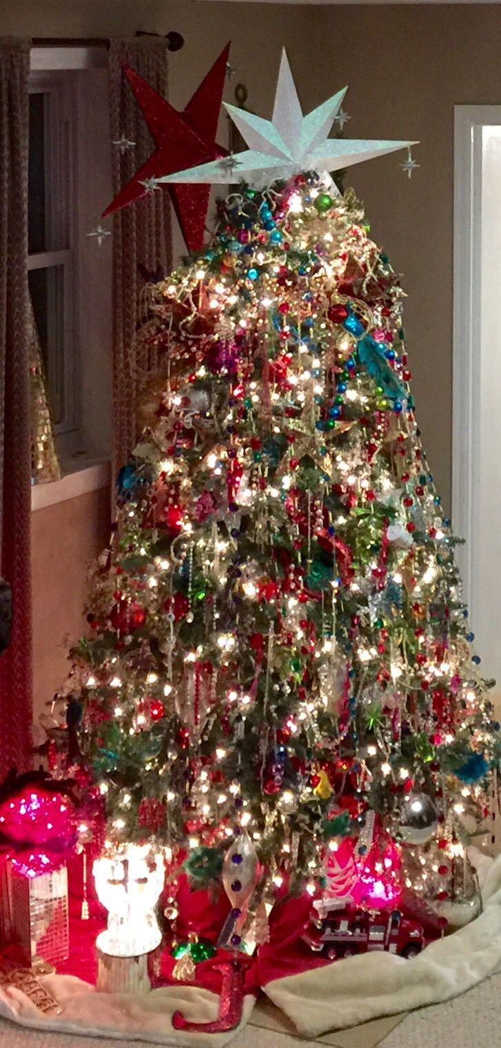 Photo by Susan Mazza My tree 2015 Christmas tree