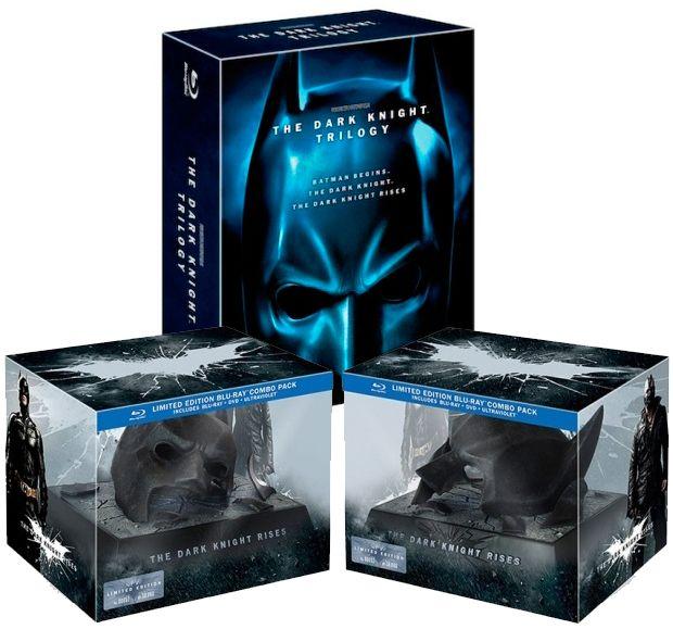 Batman Trilogy Blu-ray Set