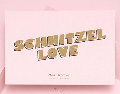 Meissl & Schadn - Branding #behance #design @GoaShape