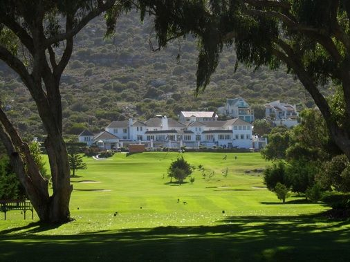 Clovelly GC, Cape Town - South Africa