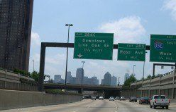 Hitchhiking in Dallas - I Survived