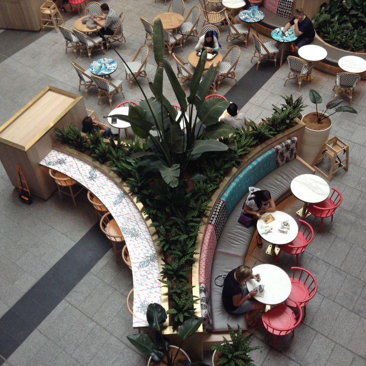 Pacific Fair Food Court