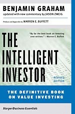 """The Intelligent Investor by Benjamin Graham, first published in 1949, is a widely acclaimed book on value investing, an investment approach Graham began teaching at Columbia Business School in 1928 and subsequently refined with David Dodd. Famous investor Warren Buffett described it as """"by far the best book on investing ever written"""",[1] a sentiment echoed by other Graham disciples such as Irving Kahn and Walter Schloss."""