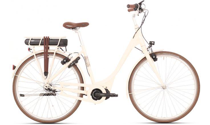 Köp Frappe Fsc 500 Vit - Fri frakt hos Cykelkraft.se