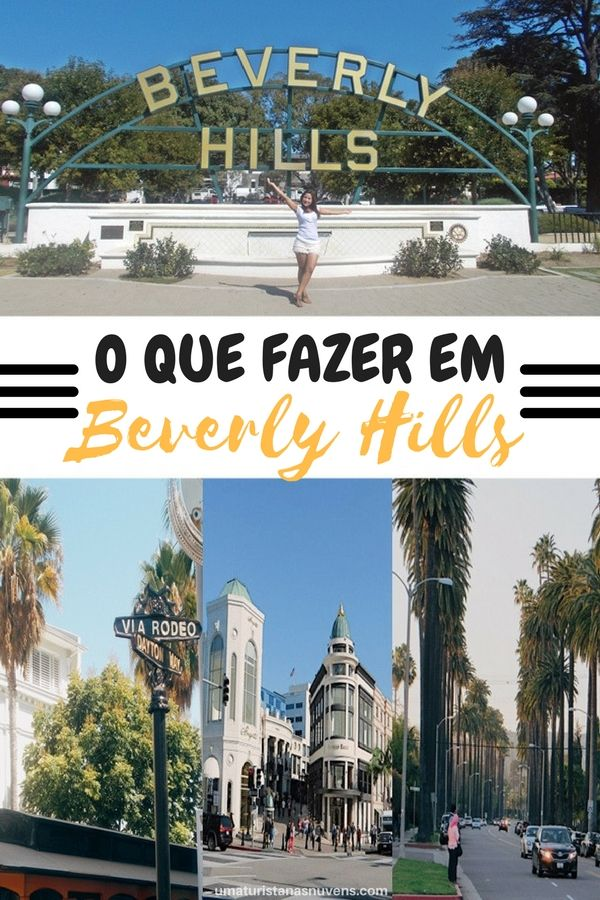 Beverly Hills é uma cidade que fica situada em Los Angeles na Califórnia. Nela encontra-se o comércio mais caro dos Estados Unidos, situado na Rodeo Drive.