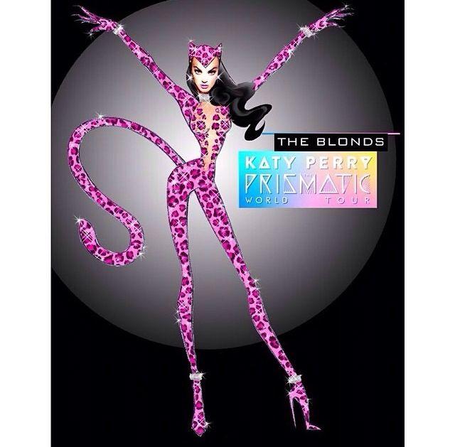 Katy Perry - Prismatic Tour