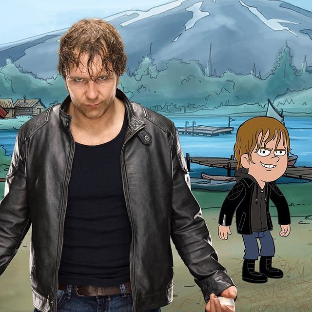 The #LunaticFringe runs loose on #CampWWE THIS SUNDAY immediately following #WWEPayback on #WWENetwork!