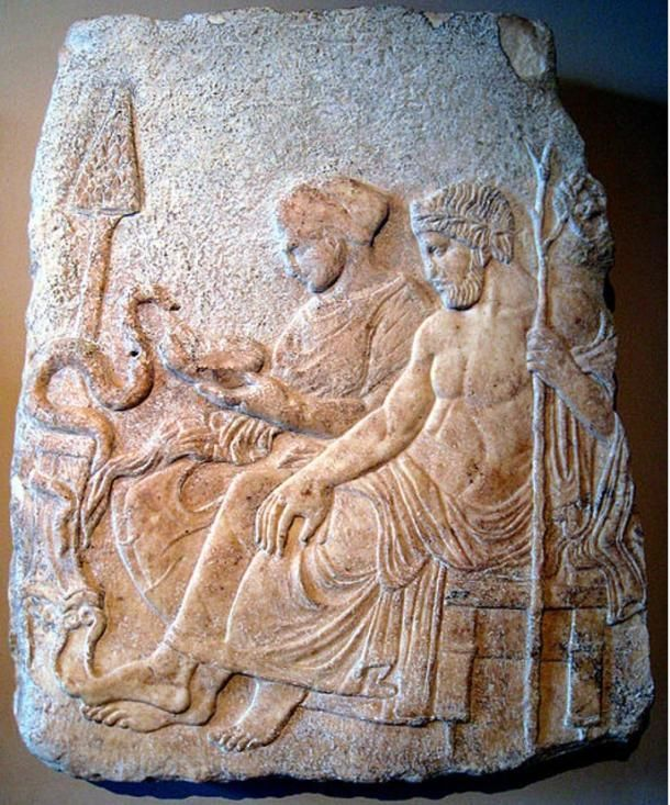 Archaeologists in Greece have excavated an ancient healing temple in the acropolis of Feneos dedicated to Asclepius, god of healing. Along with the foundations of the sacred temple, researchers also found an enormous statue of Asclepius, and his...