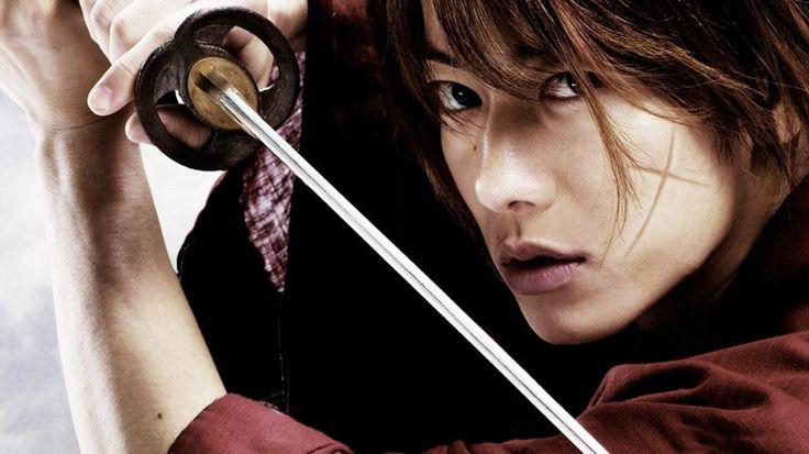 Скачать обои rurouni kenshin the legend ends, battousai, kenshin himura, раздел фильмы в разрешении 1366x768