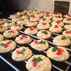 Melt - In - Your - Mouth Shortbread | christmas | Pinterest | Mouths ...
