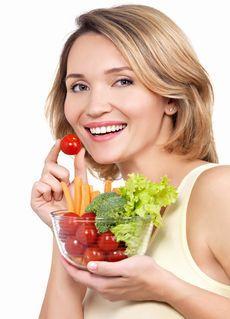 Arterie sane per le donne che consumano tanta frutta e verdura