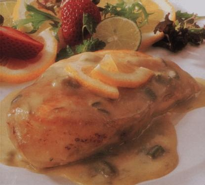 LEMON ASPARAGUS CHICKEN http://www.campbellskitchen.com/recipes/recipedetails?recipeid=24403=recipes_people #chicken #poultry