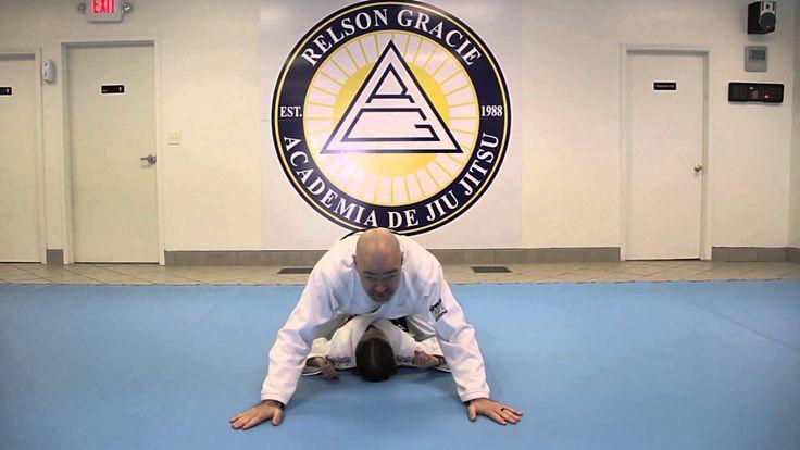Jiu-Jitsu For Kids #11 Mount Escape With Arms Pinned - YouTube