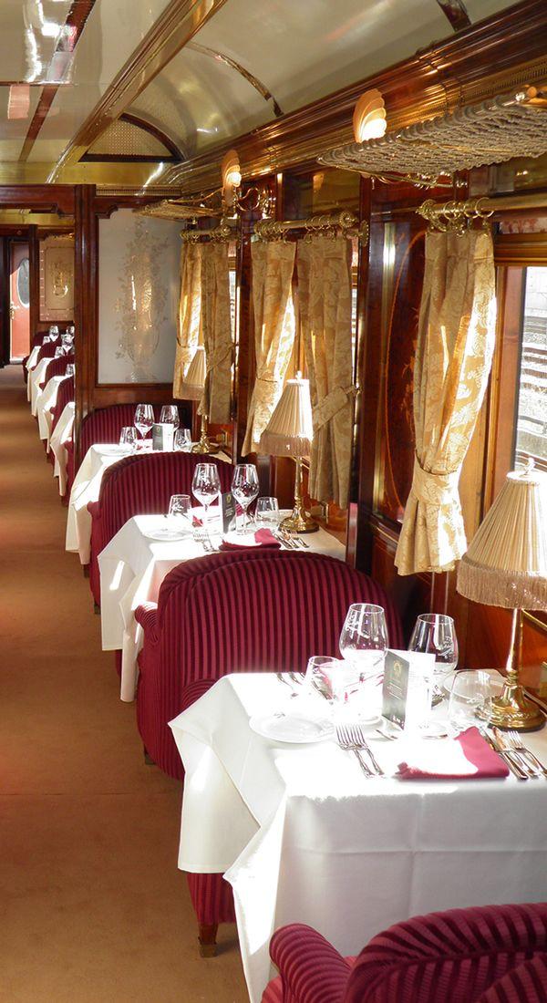 豪華列車 「アル・アンダルス」 Luxury train, Al Andalus
