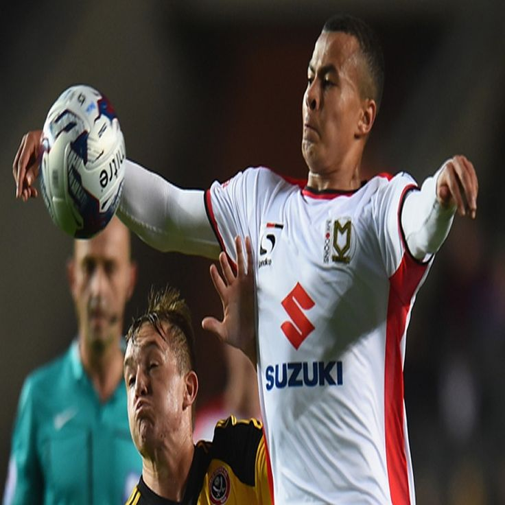 NEWCASTLE TO BID FOR MK DONS MIDFIELDER DELE ALLI – Demtalk.com – MK Dons midfielder, Dele Alli, is courting interest from Newcastle United, whose officials are ready to follow up their interest with a bid for the teenager, his manager, Karl Robinson, has said. Speaking to the Shields Gazzette, Robinson reckoned the club is yet to receive a bid for Alli but... #delealli #newcastleunited