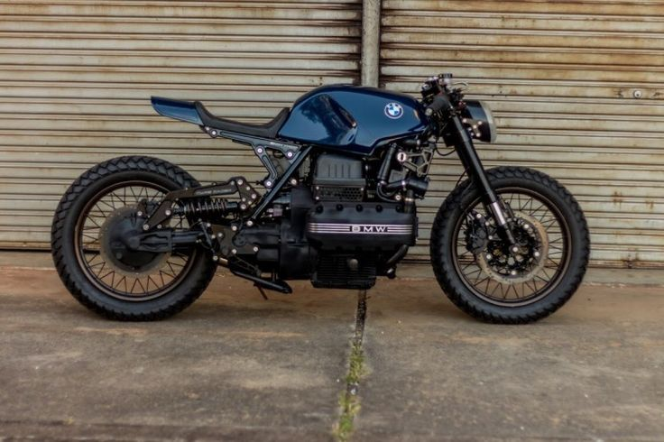 BMW K100 Cafe Racer 12