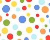 Lolli dot in clementine - Michael Miller