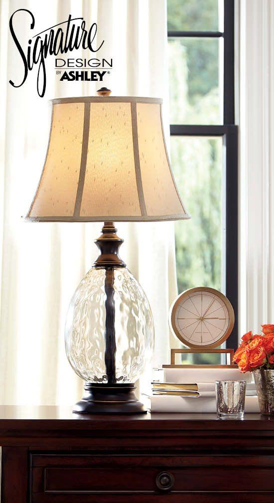 Olivia Table Lamp   Ashley Furniture   Lamps U0026 Lighting   Pinterest    Showroom, Lights And Lamp Light