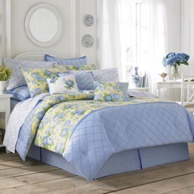 Laura Ashley 174 Salisbury Comforter Set Bedbathandbeyond