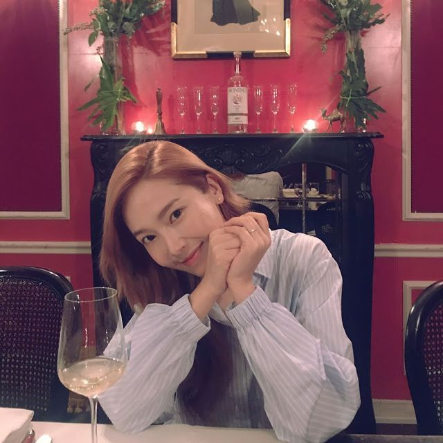Jessica Jung sends her sweet smile from Seoul ~ Wonderful Generation ~ All About SNSD, Wonder Girls, and f(x)