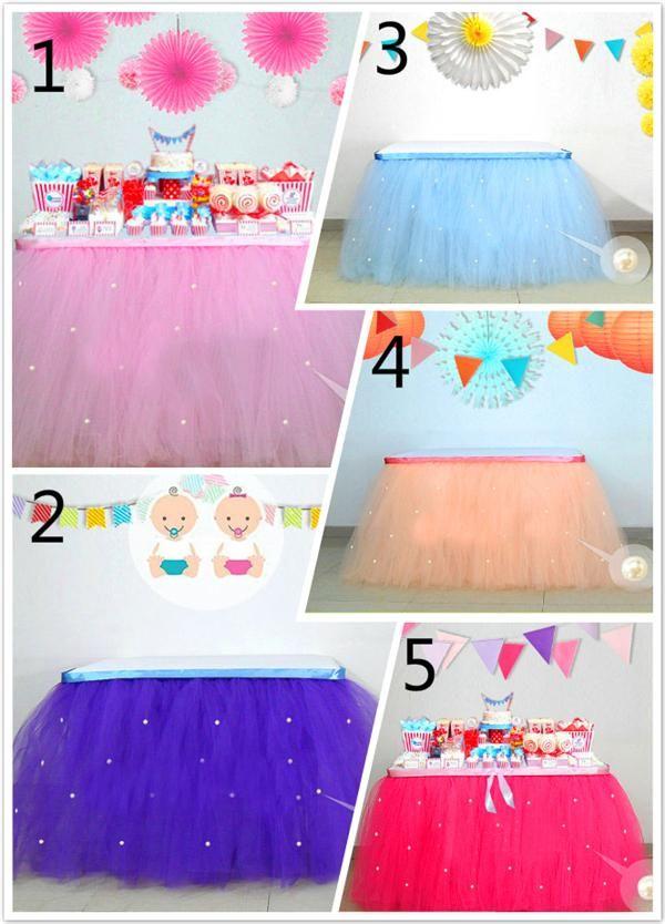 25 Best Ideas About Tutu Tablecloth On Pinterest Tulle