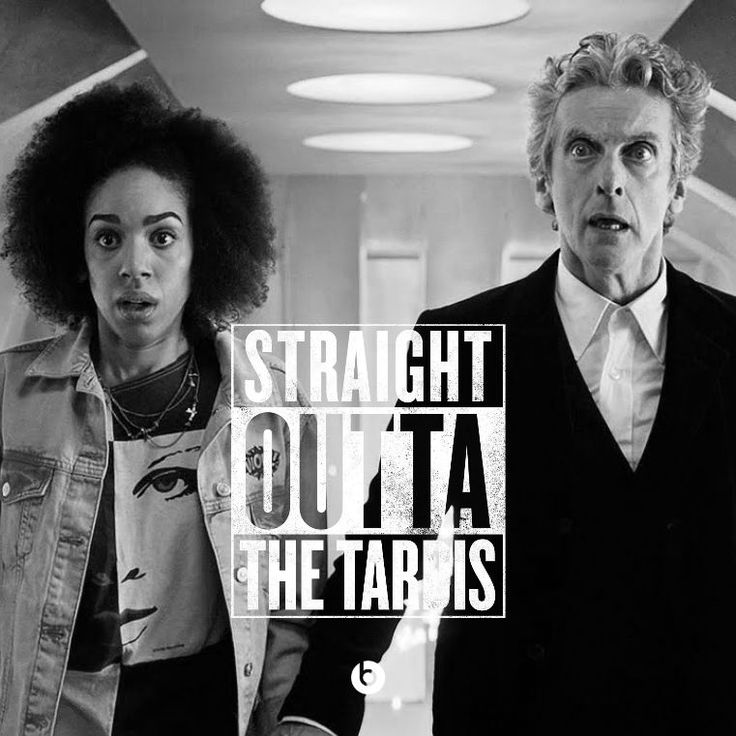 Straight Outta The TARDIS