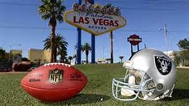 Barers of Maple Valley: Raiders Going To Las Vegas