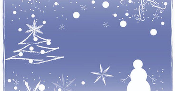 Programas para la Navidad Cristiana. Ya sea que te estés poniendo en un programa en una escuela cristiana o en una iglesia, tener a Cristo en la Navidad es el aspecto más importante de la Navidad de esta religión. Los programas son realizados generalmente por niños, pero los adultos pueden ser parte de la producción también. Un programa requiere que los participantes practiquen ...