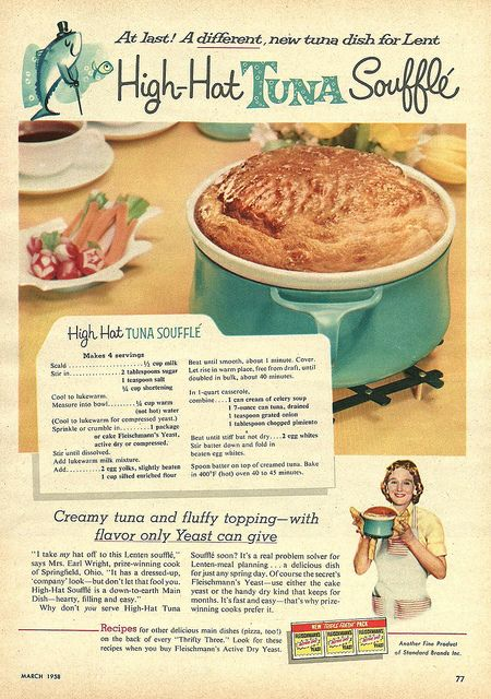 tuna souffle by Millie Motts, via Flickr