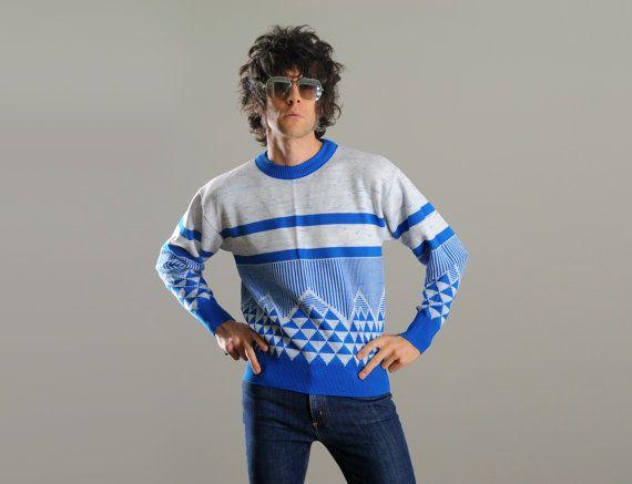 Eine nette russische SkiPullover... von CarnivalOfTheManiac auf Etsy, $24.50