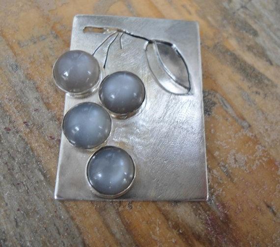 Sterling Silver/Pendant