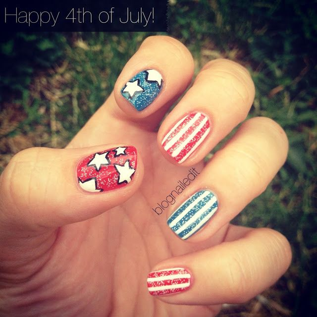Nailed It: Happy Fourth of July!