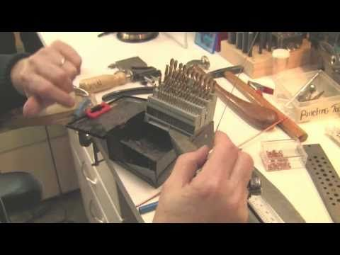 How to make Tube Rivets.  this lady has a fabulous blog with lots of free tutorials and videos, go look.