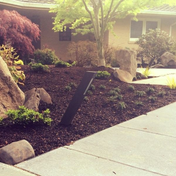 Landscape Timbers Portland Or : Voltage lighting landscape portland oregon landscaping ideas