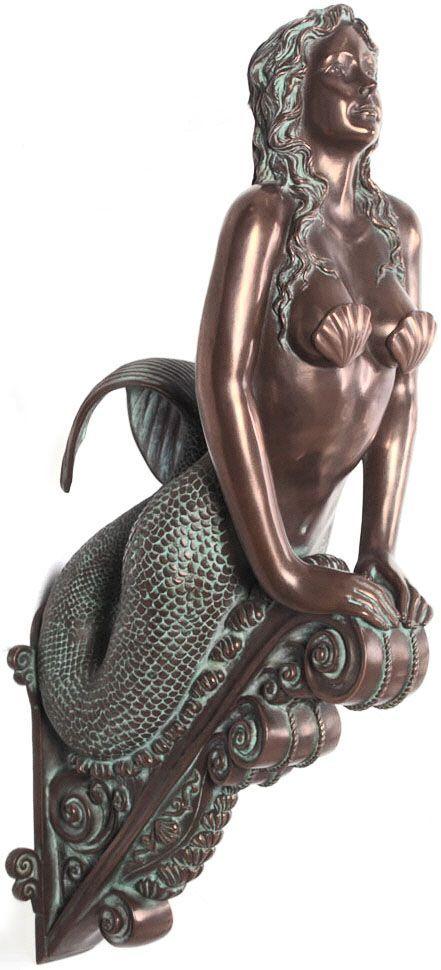 Mermaid Figureheads | visit nauticaltropicalimports com