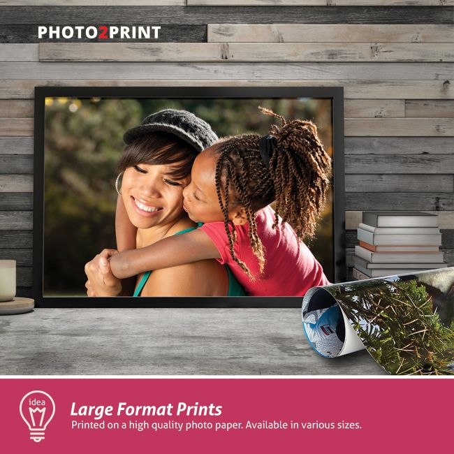 Product idea: Create a large format print from your favourite photo. They are great for framing. Go big and take it home.. #productidea #largeprints #posters #photo2print