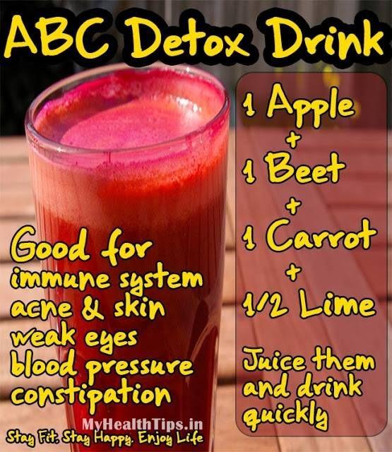 ABC Detox Drink