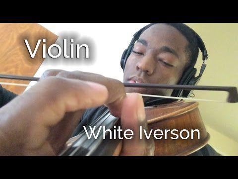 Post Malone- White Iverson