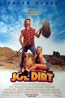 Is that where you wanna be when Jesus comes back? Makin fun of Joe Dirt?