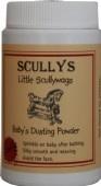 Gentle 'dusting powder' from Scully's for #babies #the100kmshoppinglist